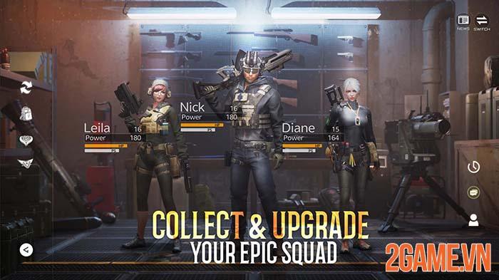 AfterBreach - Game bắn súng góc nhìn thứ ba hoành tráng trên mobile 1