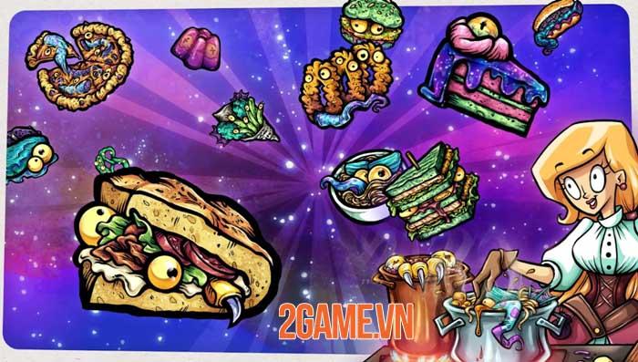 Alien Food Invasion - Game hành động độc đáo tiêu diệt người ngoài hành tinh 2