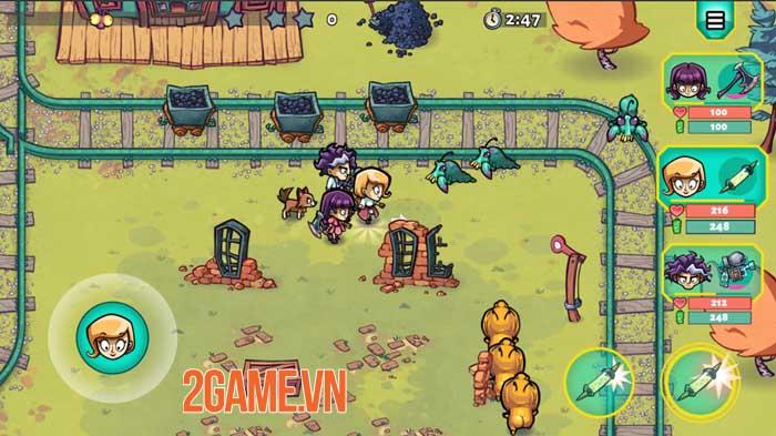 Alien Food Invasion - Game hành động độc đáo tiêu diệt người ngoài hành tinh 5
