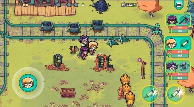 Alien Food Invasion – Game hành động độc đáo tiêu diệt người ngoài hành tinh