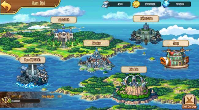 Game mới nhất cho fan One Piece – Kho Báu Hải Tặc chính thức mở Alpha Test