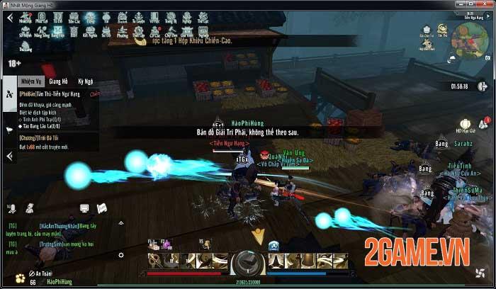 Game thủ Việt mong chờ điều gì sau khi được trải nghiệm bản Alpha Test cuối cùng của Nhất Mộng Giang Hồ VNG? 2