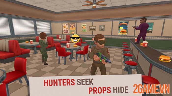 Hide Online: Hunters vs Props - Tìm hoài tìm mãi nên quên lối về 1