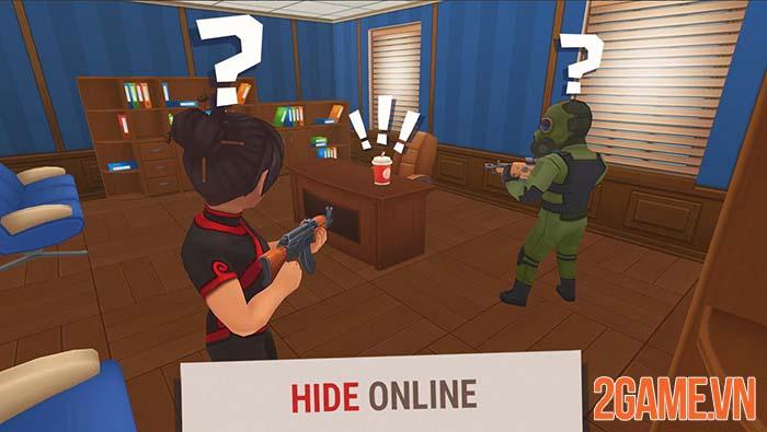 Hide Online: Hunters vs Props - Tìm hoài tìm mãi nên quên lối về 2