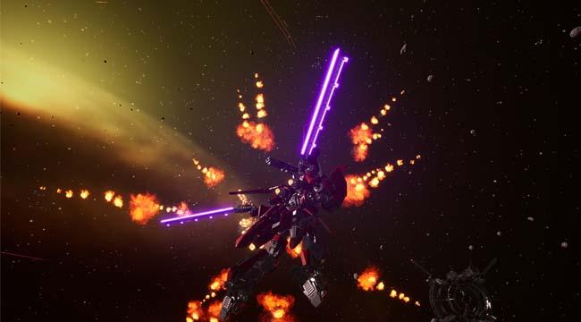 Phantom Galaxies – Thế giới mở Gundam khổng lồ dành cho game thủ