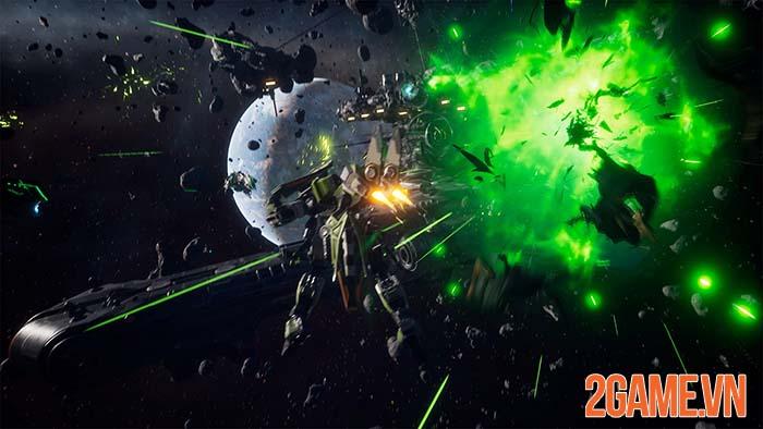 Phantom Galaxies - Thế giới mở Gundam khổng lồ dành cho game thủ 1