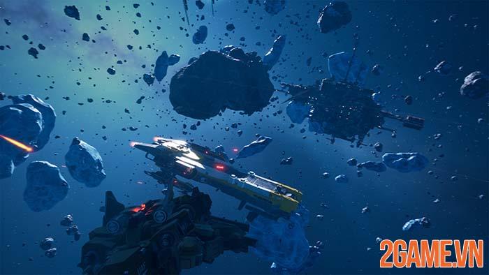 Phantom Galaxies - Thế giới mở Gundam khổng lồ dành cho game thủ 0