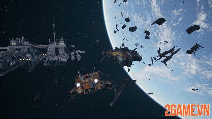 Phantom Galaxies - Thế giới mở Gundam khổng lồ dành cho game thủ 2