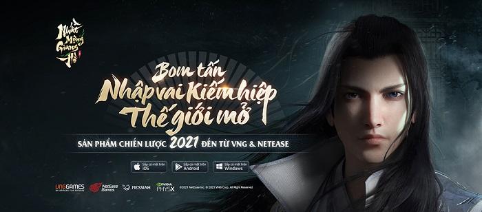 Nhất Mộng Giang Hồ VNG chính thức ra mắt game thủ Việt ngay đầu tháng 10 0