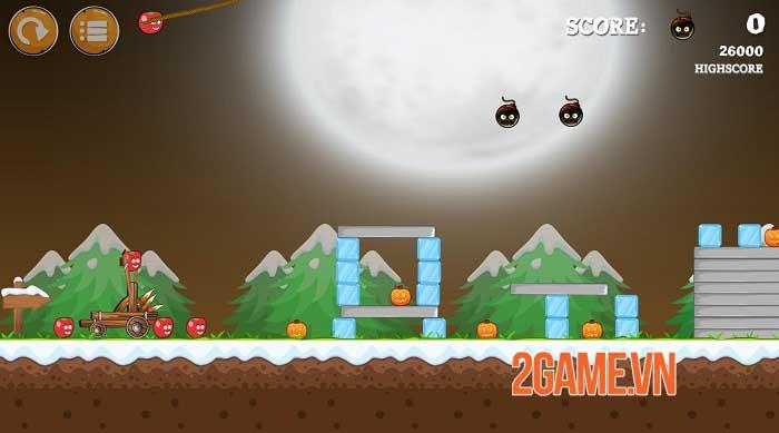 Pumpkins Knock Down - Game bắn súng cao su dựa trên vật lý độc đáo 3
