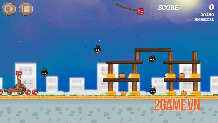Pumpkins Knock Down - Game bắn súng cao su dựa trên vật lý độc đáo 4