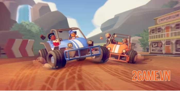 Rec Room ra mắt tựa game đua xe đa nền tảng nhiều người chơi - Rec Rally 0