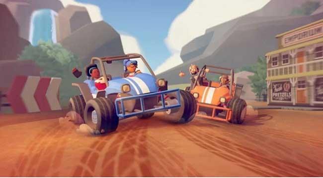 Rec Room ra mắt tựa game đua xe đa nền tảng nhiều người chơi – Rec Rally