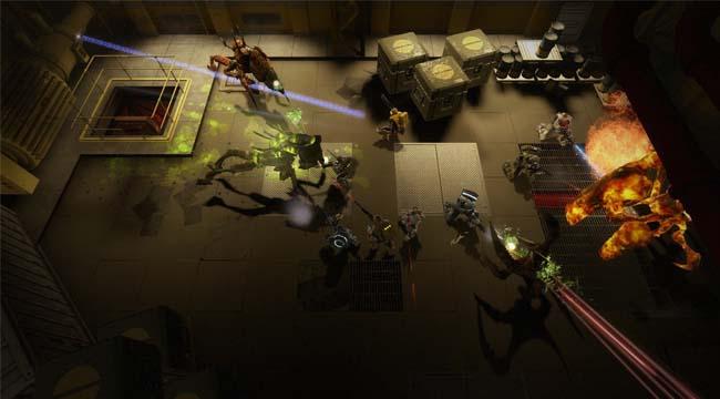 Alien Swarm: Reactive Drop – Giải pháp hoàn hảo lôi kéo bạn bè cuối tuần