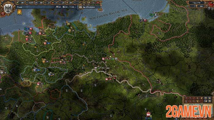 Europa Universalis IV - Game chiến thuật đỉnh đang được tặng miễn phí 2