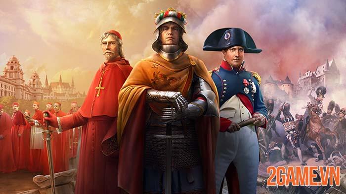 Europa Universalis IV - Game chiến thuật đỉnh đang được tặng miễn phí 0