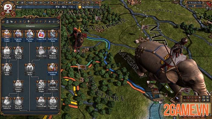 Europa Universalis IV - Game chiến thuật đỉnh đang được tặng miễn phí 3