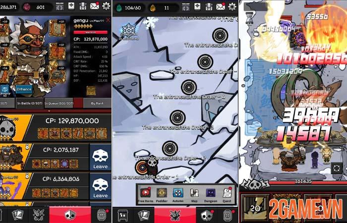 Ninja Battle: Defense - Đổi gió với Tower Defense phong cách nhẫn giả 1