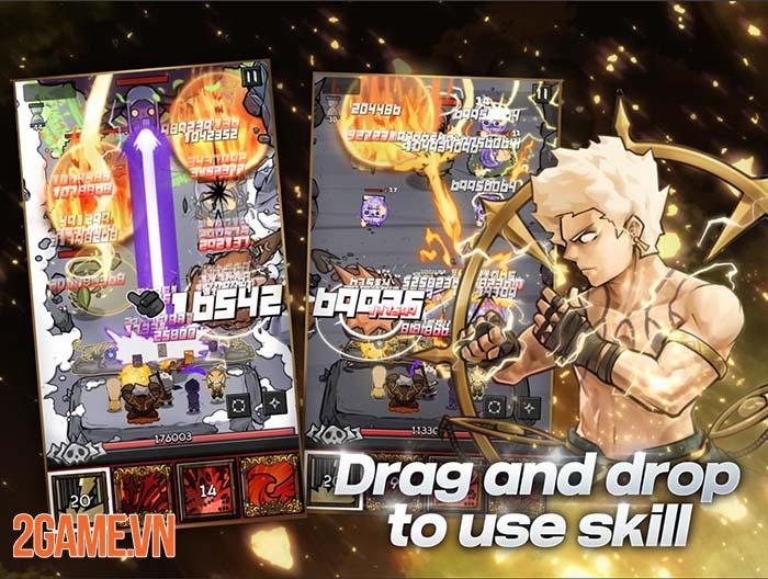 Ninja Battle: Defense - Đổi gió với Tower Defense phong cách nhẫn giả 0
