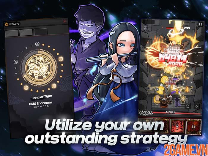Ninja Battle: Defense - Đổi gió với Tower Defense phong cách nhẫn giả 2