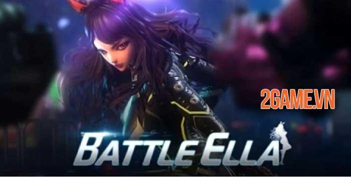 Battle Ella - Sự kết hợp giữa game nhập vai giải đố và sim hẹn hò 0