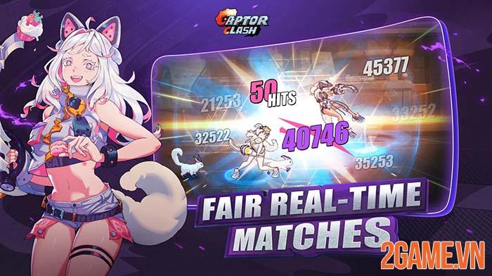 Captor Clash - Trải nghiệm combo đã tay dành cho game thủ mobile 2