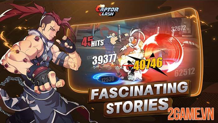 Captor Clash - Trải nghiệm combo đã tay dành cho game thủ mobile 3