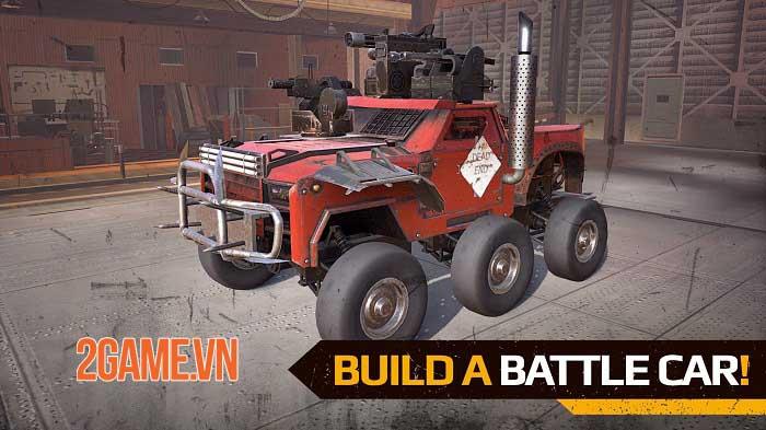 Crossout Mobile - Phiên bản di động của tựa game chiến đấu bằng xe nổi tiếng 0