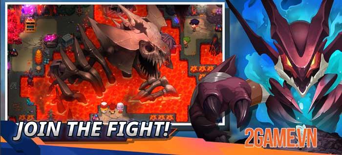 Nexomon: Extinction - Tựa game bắt quái vật có thể thay thế cho game Pokemon cũ 0