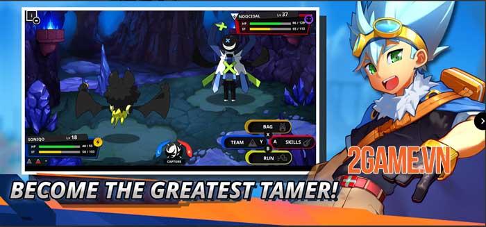Nexomon: Extinction - Tựa game bắt quái vật có thể thay thế cho game Pokemon cũ 1