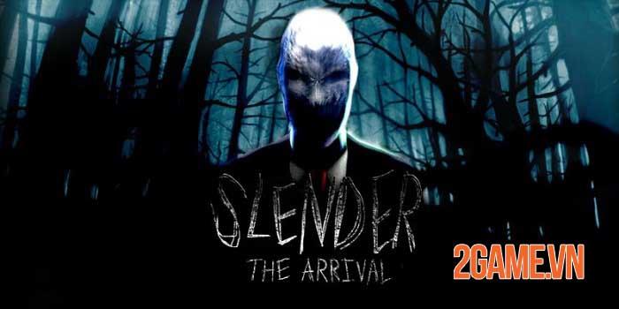 Slender: The Arrival - Game kinh dị sinh tồn  phù hợp với không khí Halloween 3