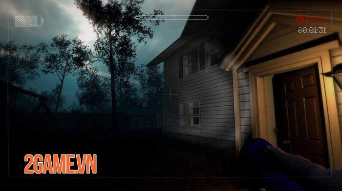 Slender: The Arrival - Game kinh dị sinh tồn  phù hợp với không khí Halloween 1