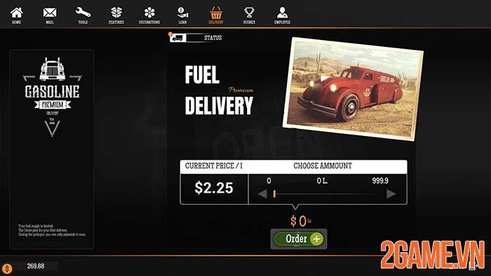 Gas Station Simulator - Làm nhân viên đổ xăng dễ hay khó? 4