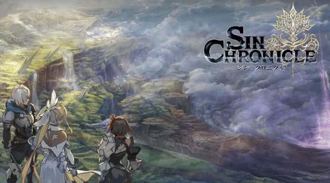 Sin Chronicle – Bom tấn nhập vai mobile chào sân tại Tokyo Game Show