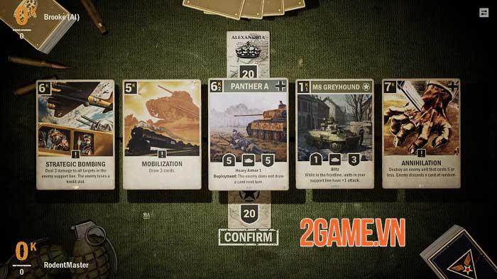 Kards - Game CCG về Thế Chiến II sẽ ra mắt phiên bản mobile vào năm 2022 1