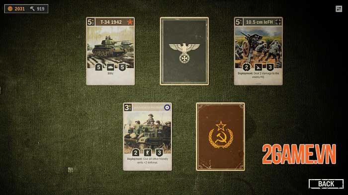 Kards - Game CCG về Thế Chiến II sẽ ra mắt phiên bản mobile vào năm 2022 3