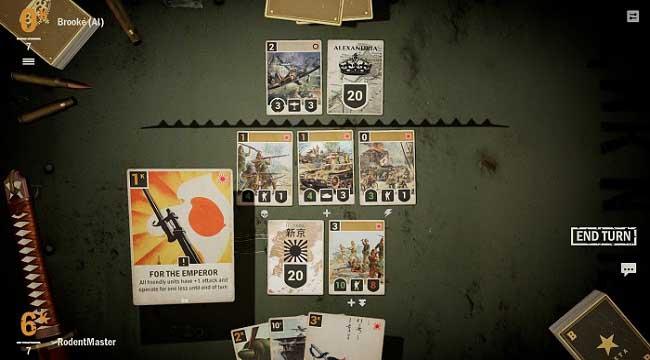 Kards – Game CCG về Thế Chiến II sẽ ra mắt phiên bản mobile vào năm 2022