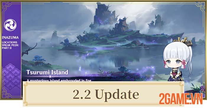 Điều thú vị gì đang chờ đợi game thủ trong Genshin Impact 2.2? 0