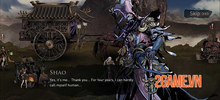 Game nhập vai hành động Phantom Blade: Executioners gây ấn tượng tại Tokyo Game show 1