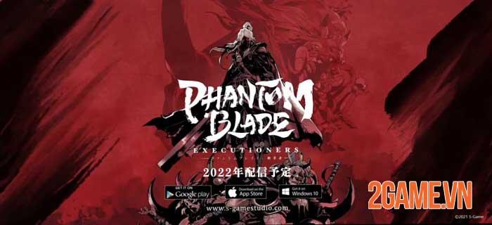 Game nhập vai hành động Phantom Blade: Executioners gây ấn tượng tại Tokyo Game show 2
