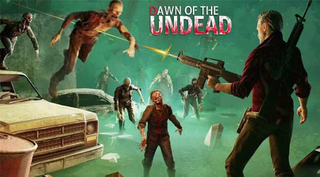 Dawn of the Undead – Game kinh dị hấp dẫn được Microsoft tặng miễn phí