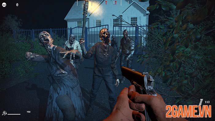 Dawn of the Undead - Game kinh dị hấp dẫn được Microsoft tặng miễn phí 0