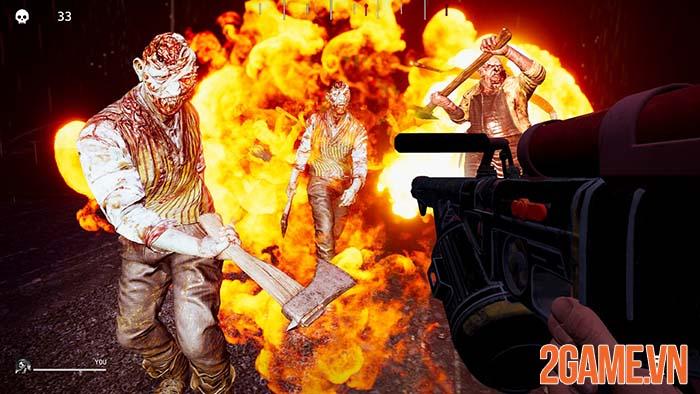 Dawn of the Undead - Game kinh dị hấp dẫn được Microsoft tặng miễn phí 3