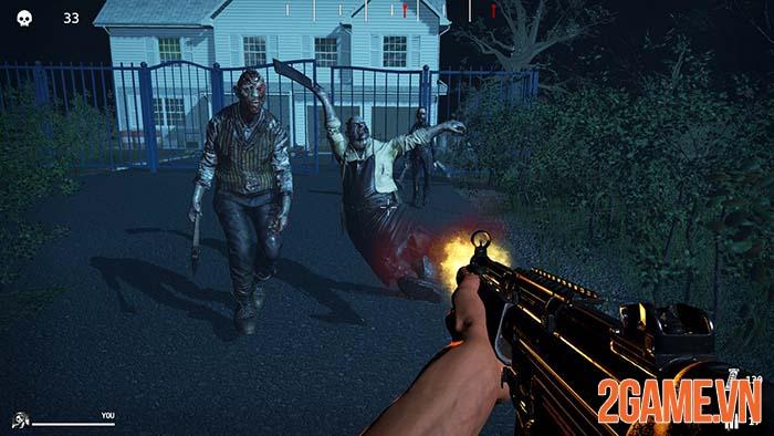 Dawn of the Undead - Game kinh dị hấp dẫn được Microsoft tặng miễn phí 2