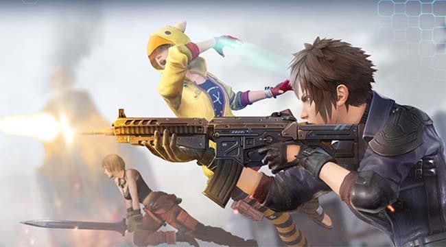 Fantasy VII: The First Soldier – Bom tấn của Square Enix đã được kích nổ