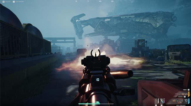 The Cycle: Frontier – Game sinh tồn đầy biến số trên hành tinh hoang dã