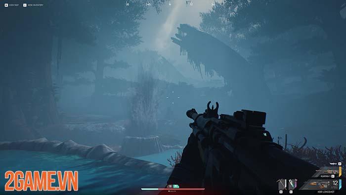 The Cycle: Frontier - Game sinh tồn đầy biến số trên hành tinh hoang dã 2