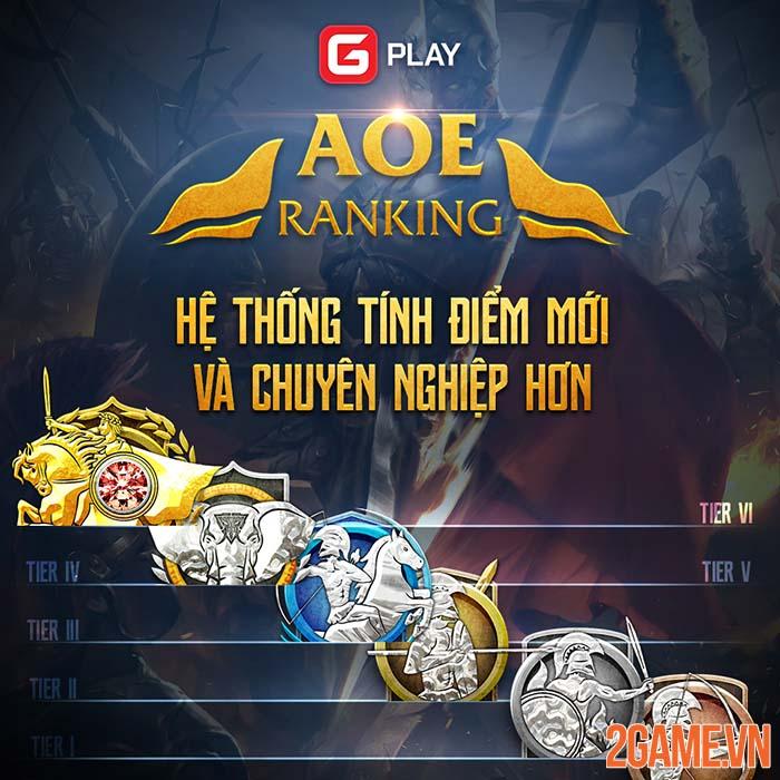 Sau nhiều ngày chờ đợi GPlay chính thức ra mắt phiên bản AoE Ranking 3