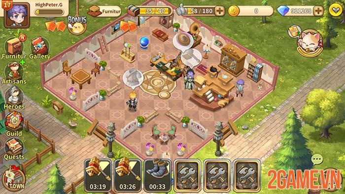 Cadria Item Shop - Khi game thủ chán anh hùng và trở thành con buôn 3