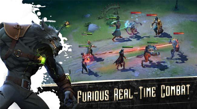 Heroes of the Dark – Sinh vật huyền bí và game có thể tìm ra chúng
